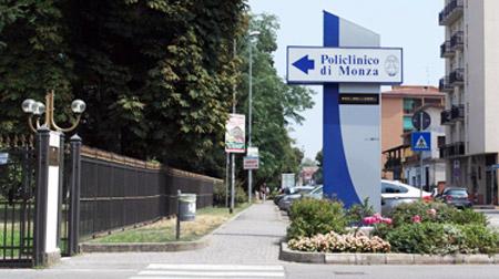 Appartamenti di fronte al Policlinico di Monza