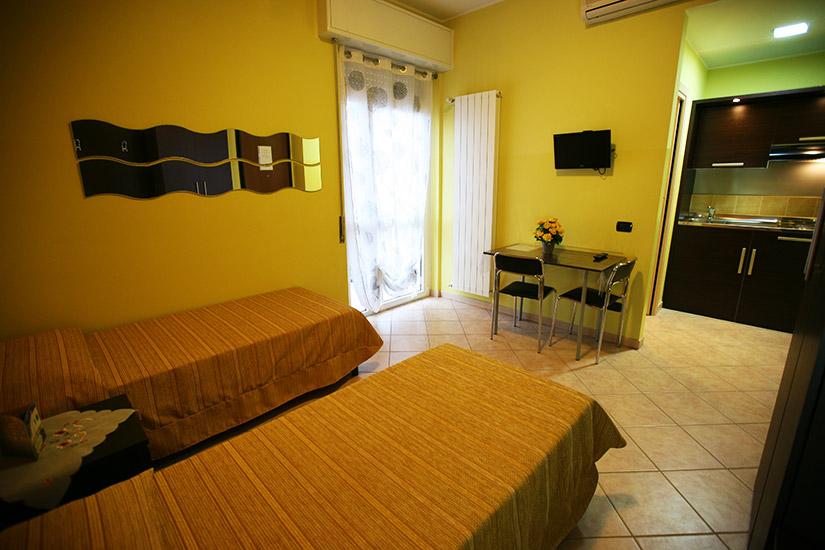 Appartamento small via Amati